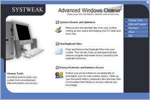 Advanced Win Cleaner Screenshot