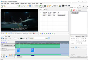 Audio Video Editing - Screenshot for AHD Subtitles Maker Pro