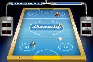 Air Hockey Screenshot