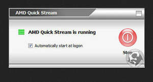 Network Auditing - Screenshot for AMD Quick Stream