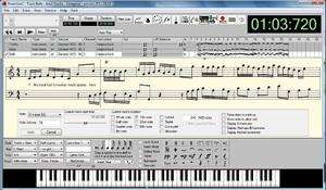 Musical Instrument Software - Screenshot for Anvil Studio Catalog