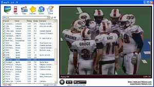 Internet TV Players - Screenshot for anyTV Free