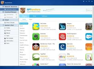 Appandora Screenshot