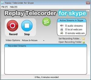 Applian Skype Video Capture Screenshot