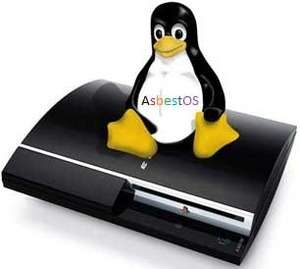 Playstation 3 - Screenshot for asbestOS - PS3 Linux Installer