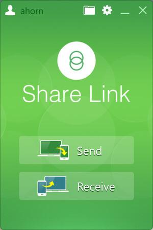 ASUS Share Link Screenshot