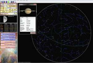 Asynx Planetarium Screenshot