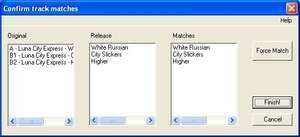 MP3 Tag Tools - Screenshot for Automatic Shell MP3 Tagger