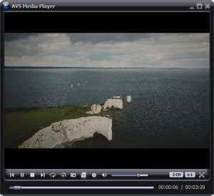 Media Players - Screenshot for AVS Free Media Player