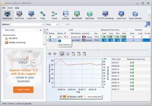 Axence NetTools Screenshot