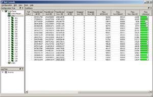 Bandwidth Management and Firewall Screenshot