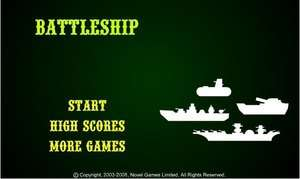 Strategy Games - Screenshot for Battleship