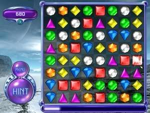 Bejeweled Deluxe Screenshot
