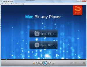 Blu-ray Player for Windows Screenshot