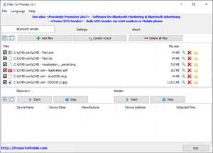 Mobile Phone Tools - Screenshot for Bluetooth Phone Transfer Software
