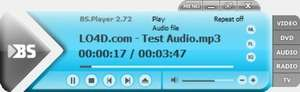 Media Players - Screenshot for BSPlayer