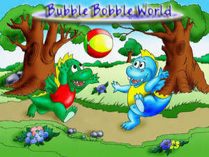 Bubble Bobble World Screenshot