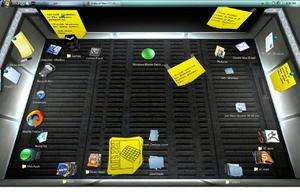 BumpTop Screenshot