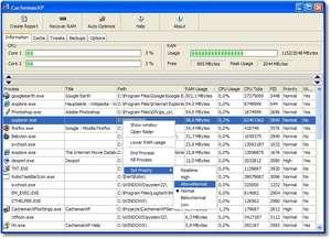 CachemanXP Screenshot
