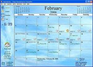 CalendarPal Screenshot