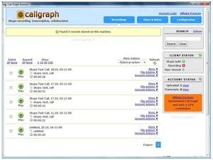 Audio Recorders - Screenshot for Call Graph