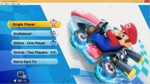 Cemu Wii U Emulator Screenshot