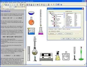 ChemLab Screenshot