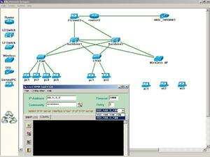 Network Programs - Screenshot for Cisco Snmp Tool