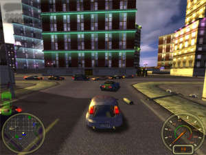 Sports Games - Screenshot for City Racing