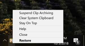 Clipboard Replacement Programs - Screenshot for Clipboard Magic