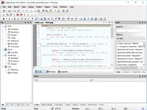 Programming Tools - Screenshot for CodeLobster PHP Edition