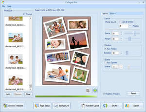 Album and Slideshow Creators - Screenshot for CollageIt