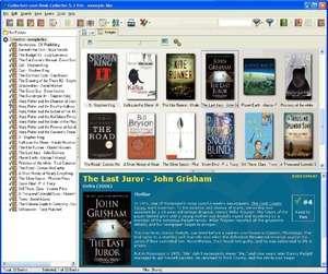Collectorz.com Book Collector Screenshot