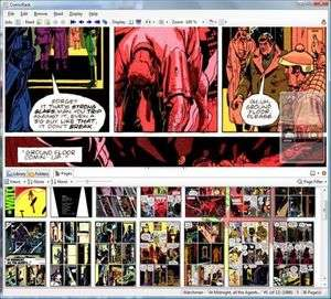 ComicRack Screenshot