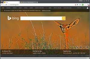 Comodo Dragon Browser Screenshot