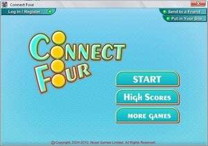 Strategy Games - Screenshot for Connect Four