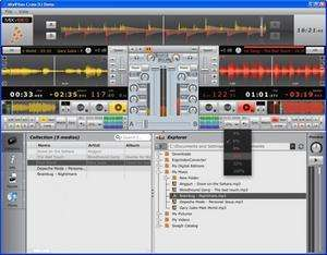 Audio Video Editing - Screenshot for CrossDJ Free