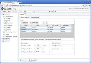 Database Tools - Screenshot for DbNinja