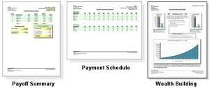 Debt Manager Professional Screenshot