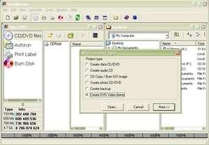 DeepBurner Pro Screenshot