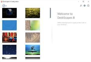 DeskScapes Screenshot