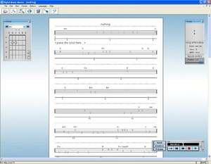 Digital Music Mentor Screenshot