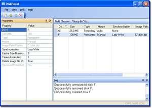 DiskBoost Screenshot