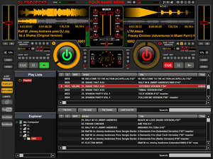 Audio Video Editing - Screenshot for DJ ProDecks