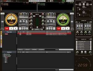 Audio Video Editing - Screenshot for DJ ProMixer Free