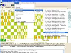 Strategy Games - Screenshot for DoubleChessBoard