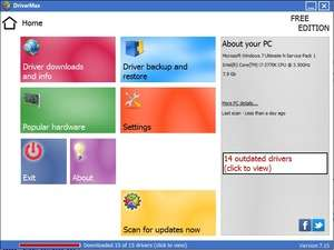 Driver - Screenshot for DriverMax