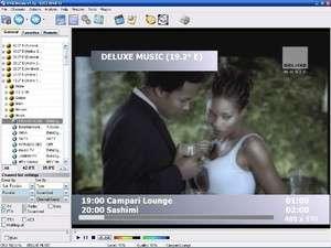 DVB Dream Screenshot