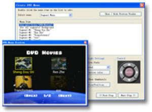 DVD Creator Plus Screenshot