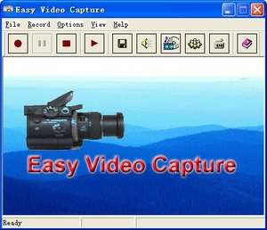 Easy Video Capture Screenshot